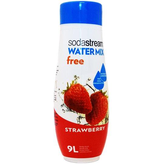 Sodastream Smak Strawberry 440ml - 41% rabatt