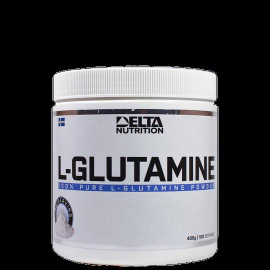 L-glutamine, 400 g