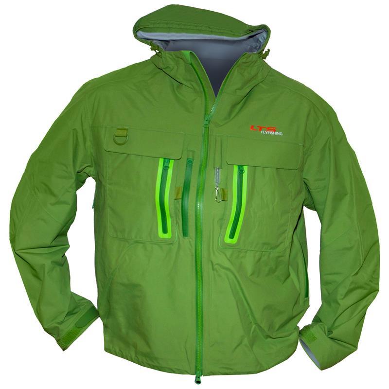 LTS Orkla vadejakke XL Green Dermizax®