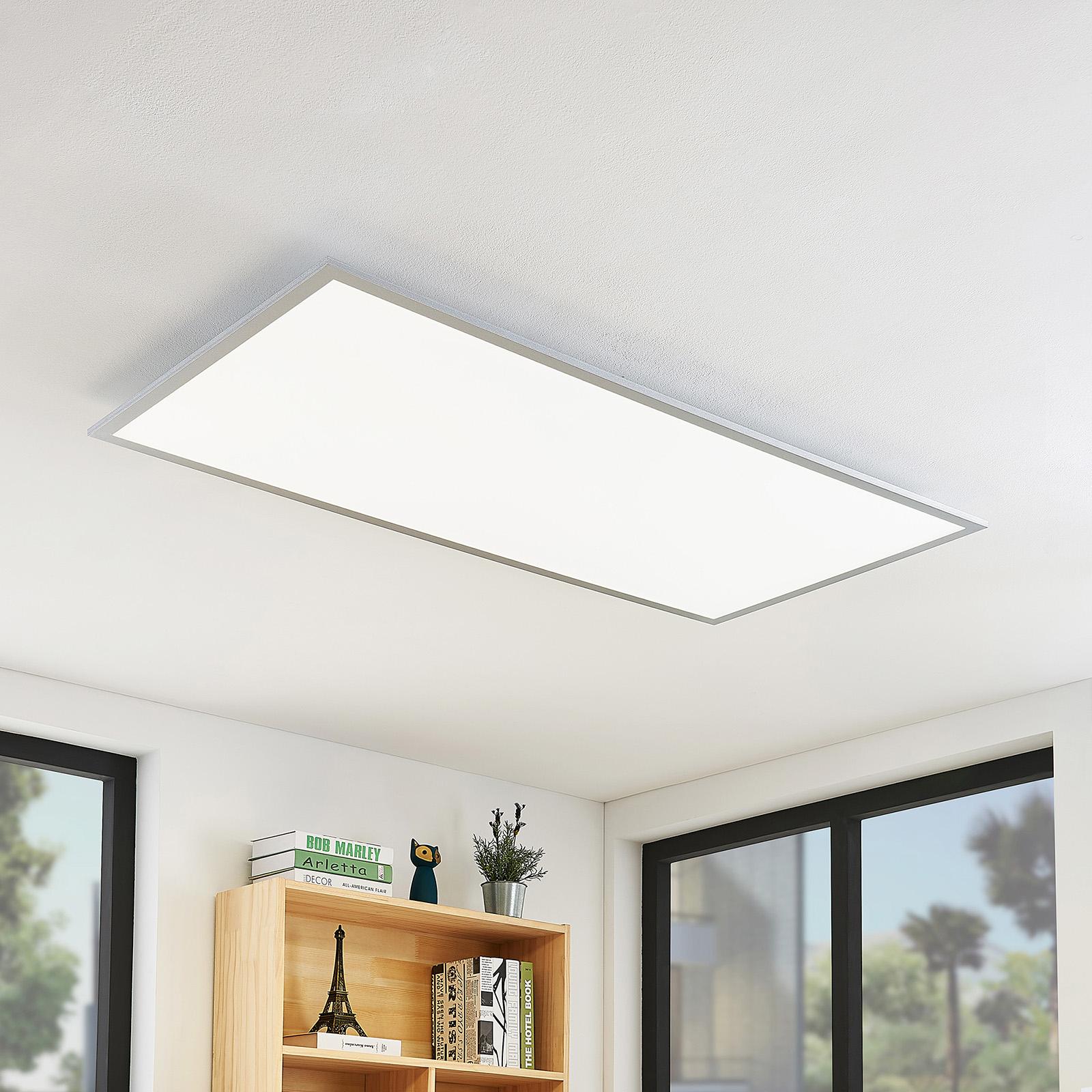 Lindby Zento LED-paneeli, 4 000 K