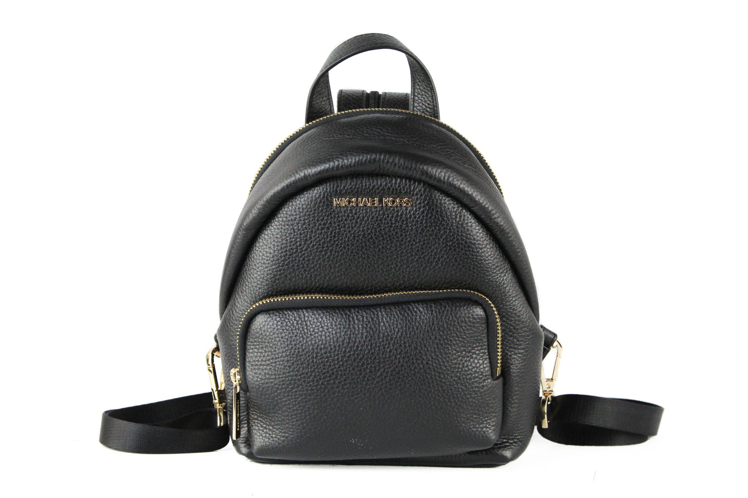 Michael Kors Women's Erin Backpack Black 17883