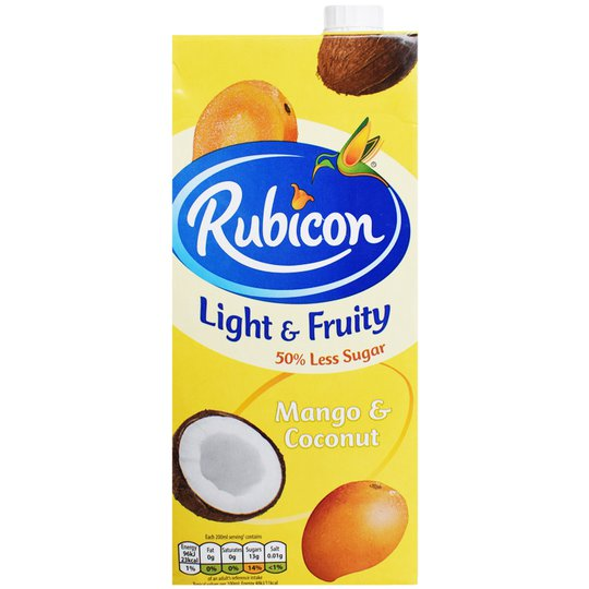 Fruktdryck Mango & Kokos 1l - 58% rabatt