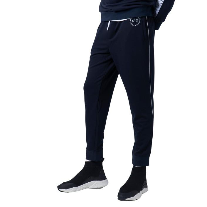 Armani Exchange Men's Trouser Blue 183931 - blue XS
