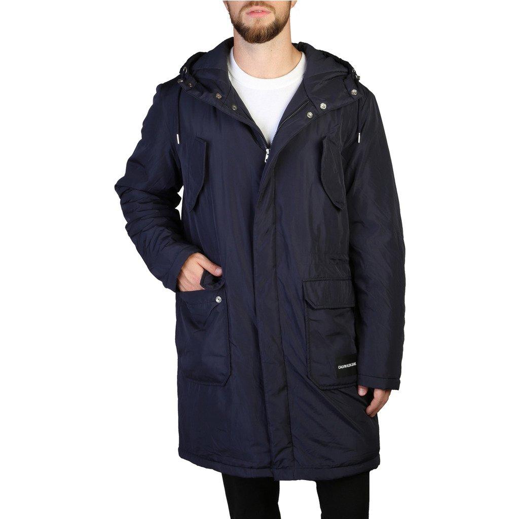 Calvin Klein Men's Jacket Blue 349394 - blue S