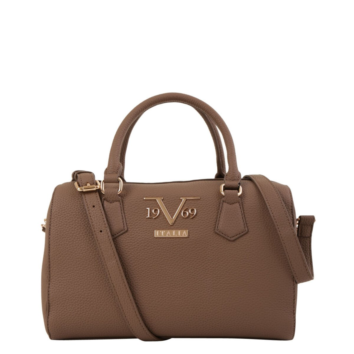 19v69 Italia Women's Handbag Various Colours 319009 - beige UNICA