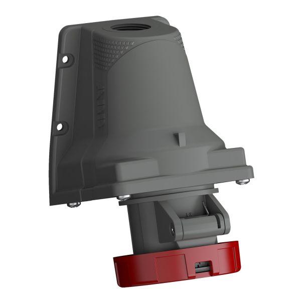 ABB 2CMA101183R1000 Kojevastake IP67 Punainen, 16 A, 4-napainen, 111 mm