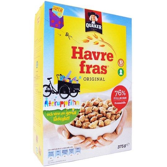 Havrefras Original - 16% rabatt