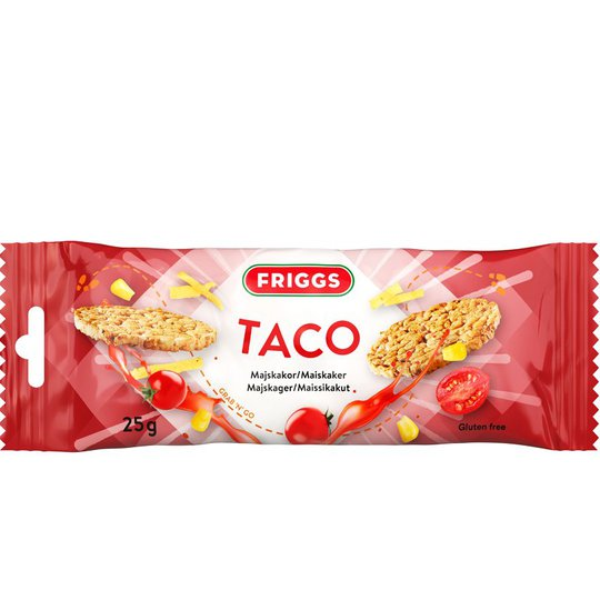 Maissikakut Taco - 22% alennus