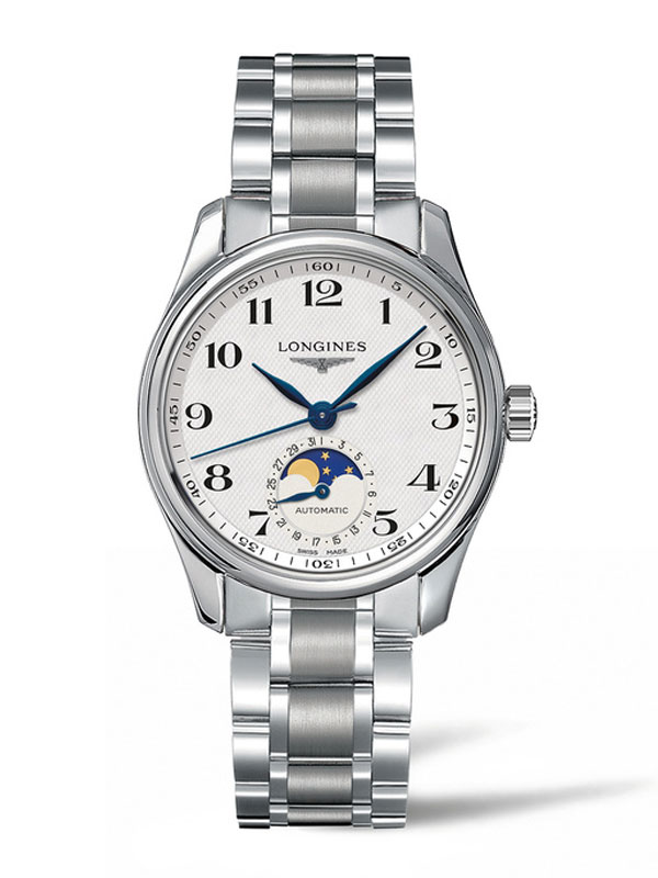 LONGINES Master Collection 34mm Moon Phase L2.409.4.78.6