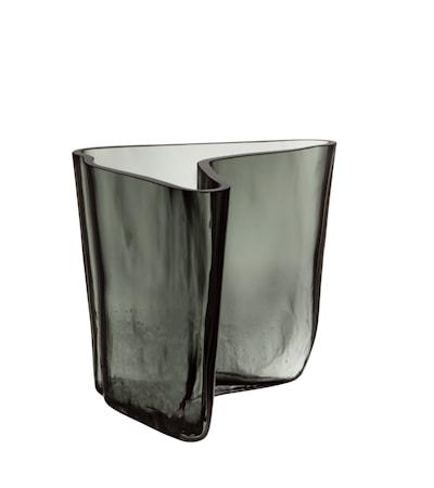 Aalto vas 175x140 mm Mörkgrå