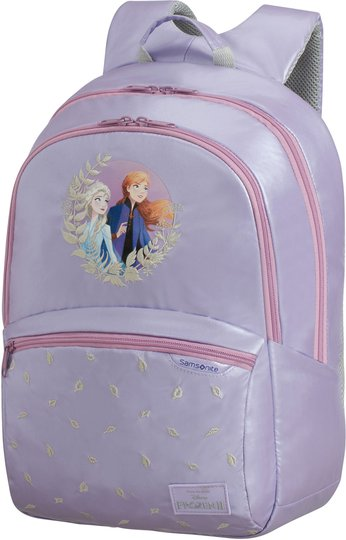 Samsonite Disney Frozen II Ryggsekk 18L, Lilla