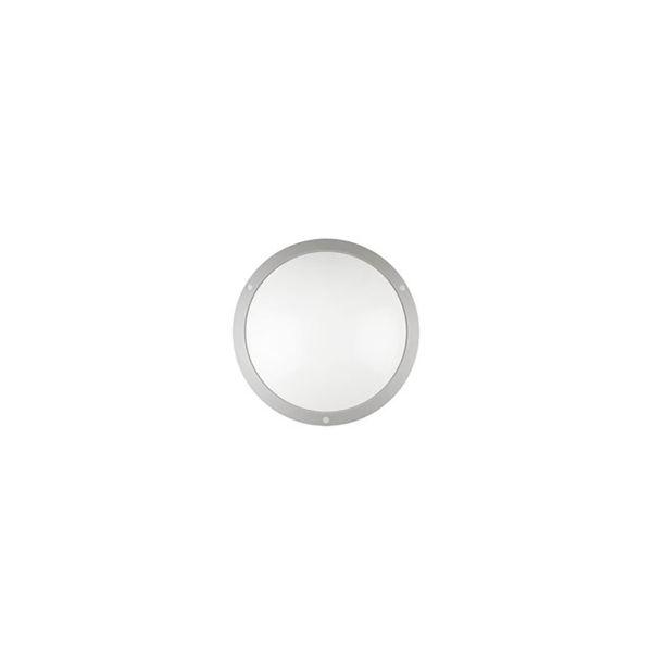 Hide-a-Lite Moon Public Round Seinävalaisin 3000/4000k, 1280 lm, 16W, IK10 Harmaa