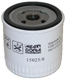 Öljynsuodatin MEAT & DORIA 15025/8