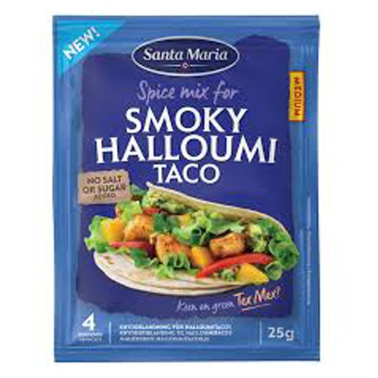 "Mausteseos ""Smoky Halloumi"" 25g - 0% alennus"