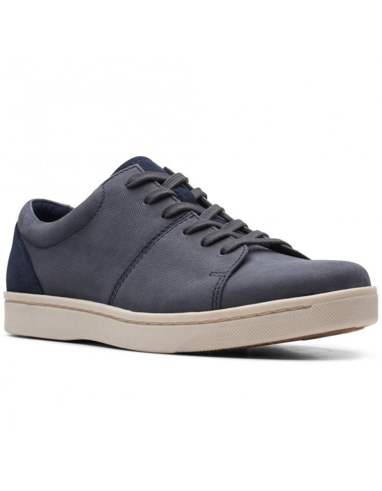 Clarks Men's Kitna Vibe Shoes Various Colours 5050410311130 - 10.5 UK Navy