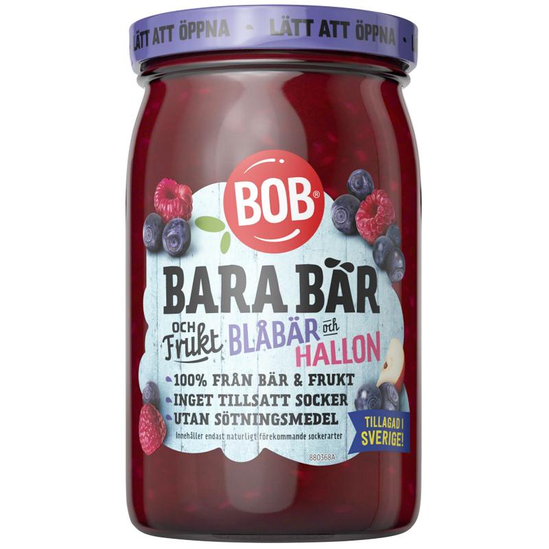 Sylt Bara Bär Blåbär & Hallon - 33% rabatt