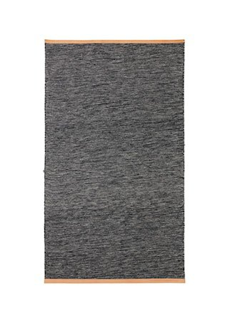 Bjørk Teppe Mørkegrå 70x130 cm