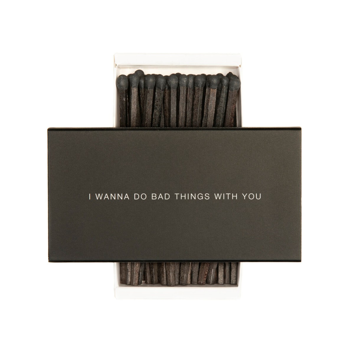 Cardsome | Matches I Wanna Do Bad Things With You