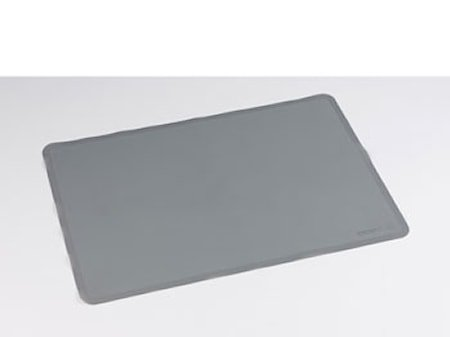 Bakeark 50x35 cm Grå Silikon