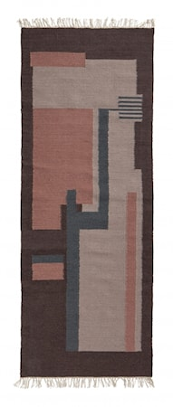 Blush Ullmatta Plum 75x200 cm