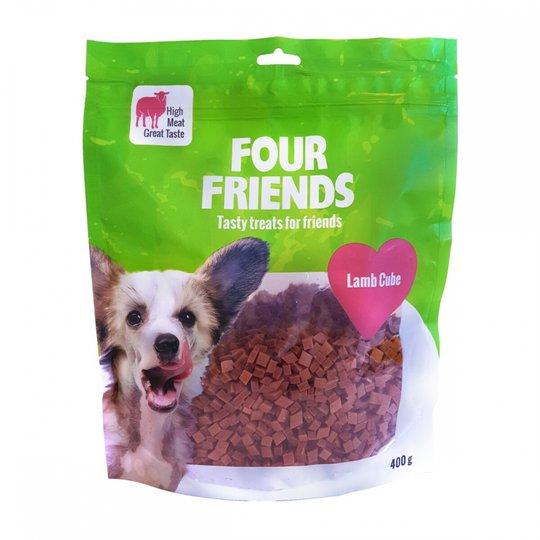 FourFriends Dog Lamb Cube (400 g)