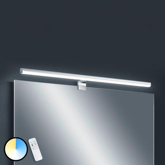 Helestra Gaia LED-peililamppu kaukosäädin 79 cm