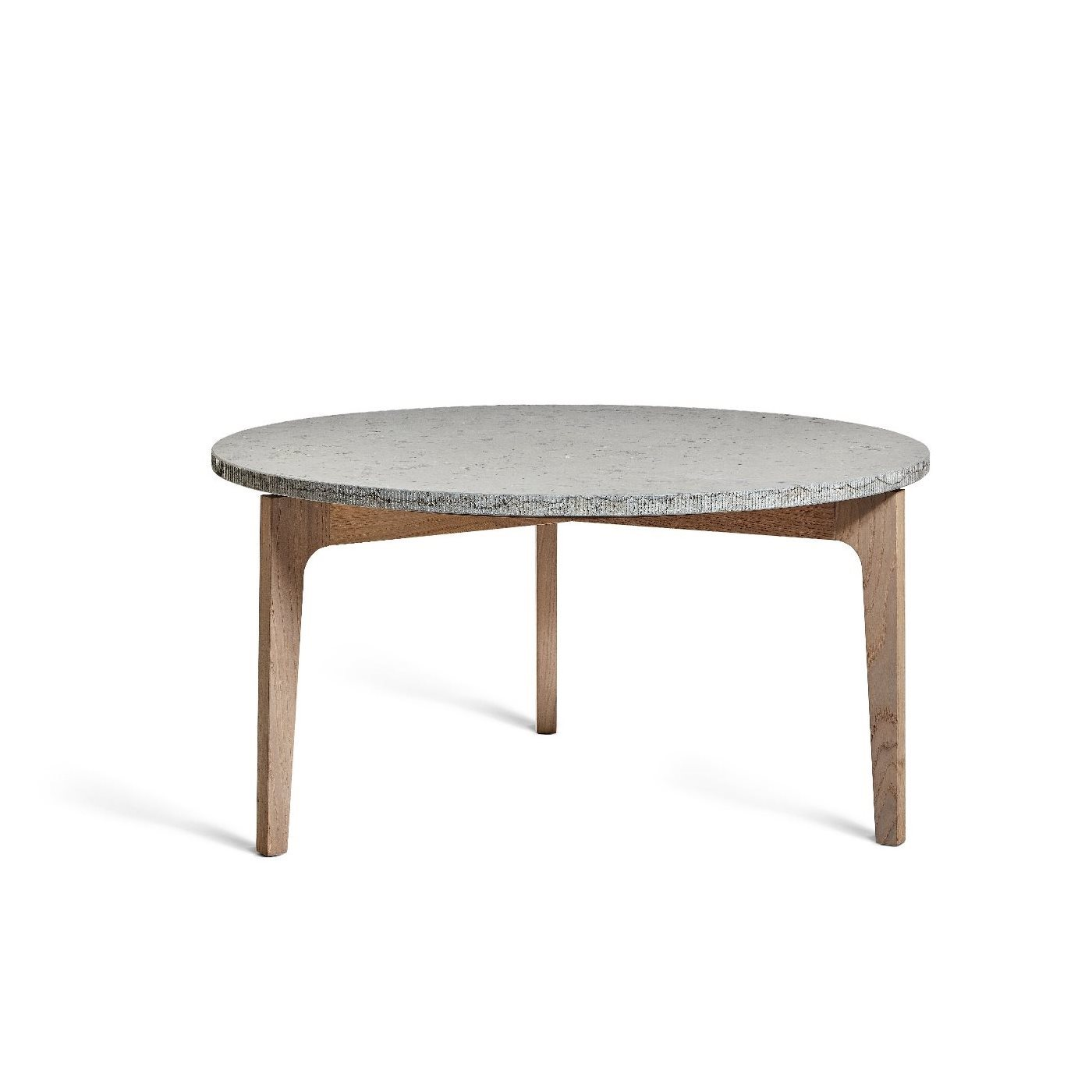 Höllviken soffbord ek / kalksten Mavis