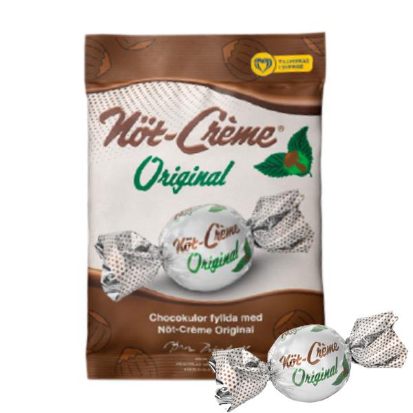Nöt-Creme Pralin i Påse 67g