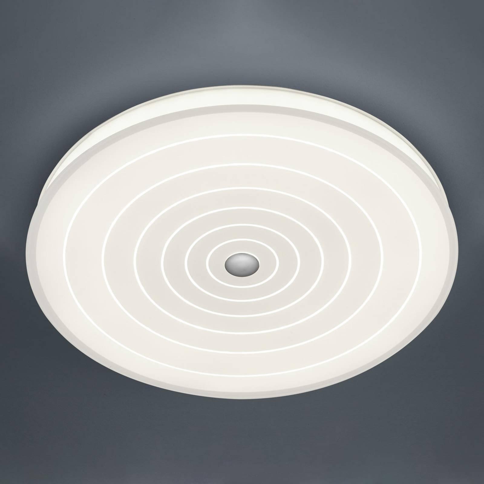 BANKAMP Mandala LED-taklampe sirkler, Ø 52 cm
