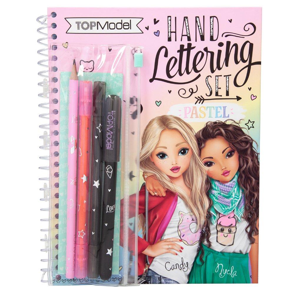 Top Model - Hand Lettering Set (047778)