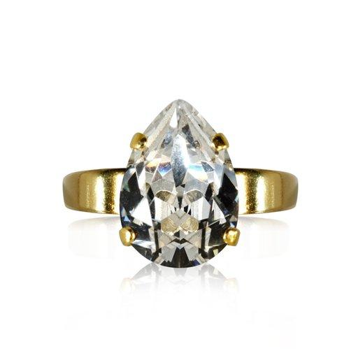 Ring Mini Drop Crystal