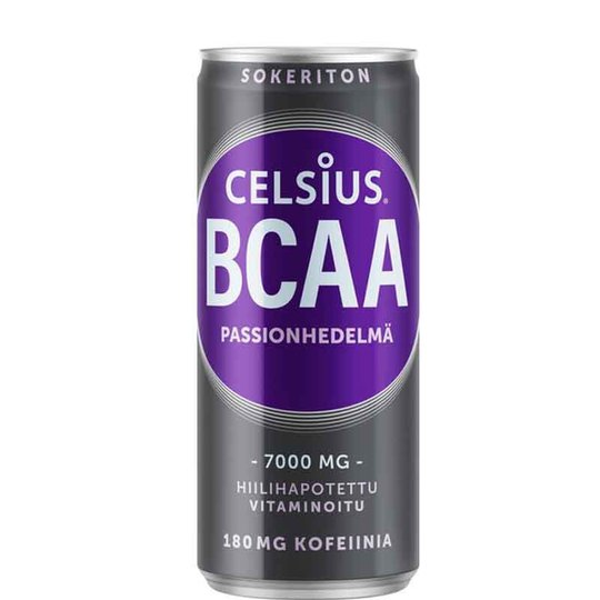 "Dryck ""Celsius Passionfruit"" 330ml - 43% rabatt"