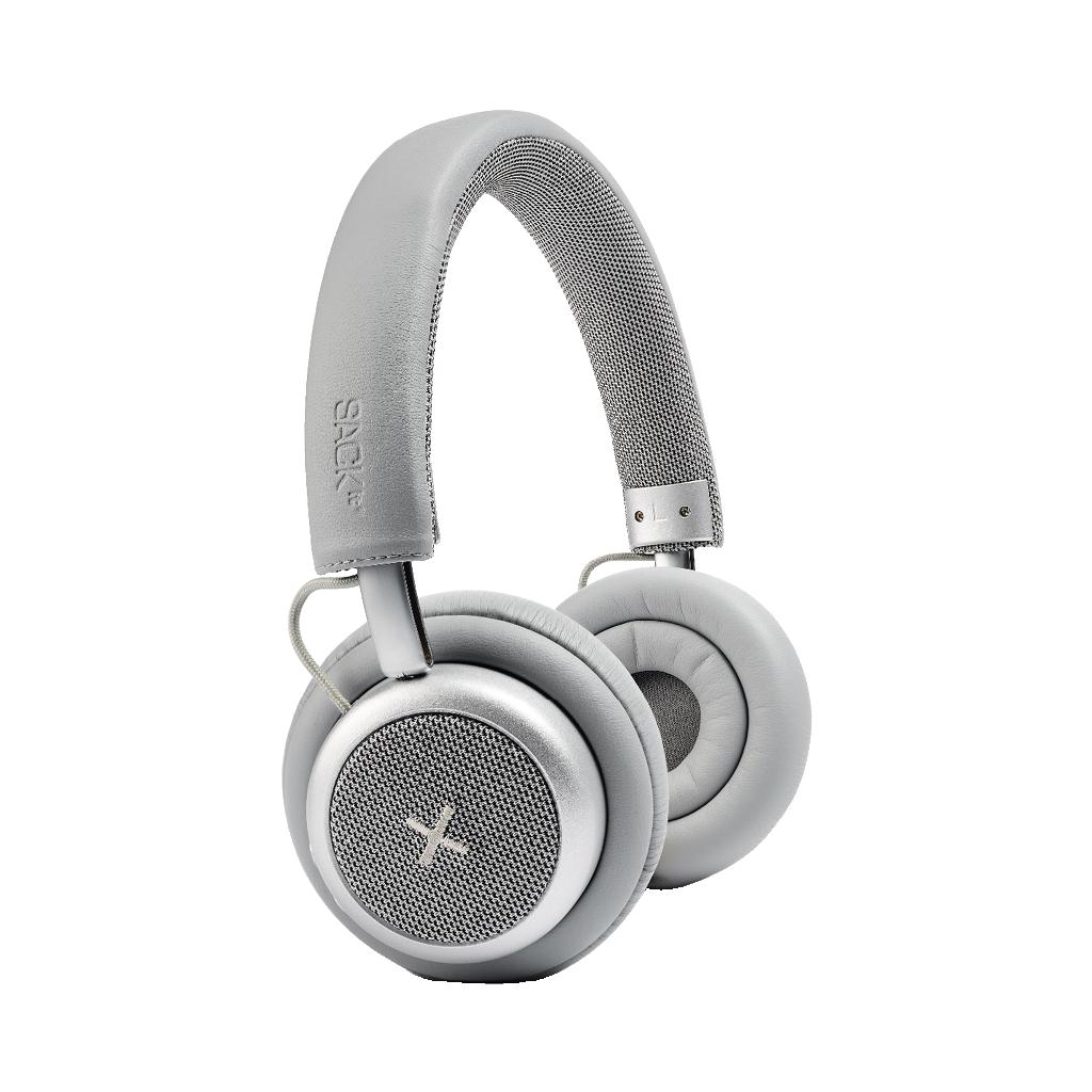 Sackit - TOUCHit Headphones Silver