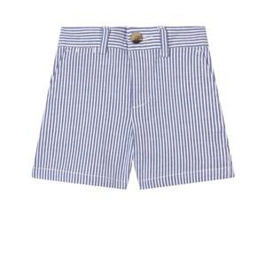 Ralph Lauren Striped Suffield Baby Shorts Vit 6 mån