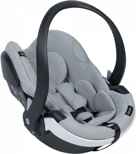 BeSafe iZi Go Modular X1 i-Size Babybilstol Peak Mesh, Grey