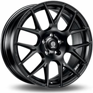 Sparco Pro Corsa Matt Dark Titanium 7.5x17 5/112 ET48 B73.1