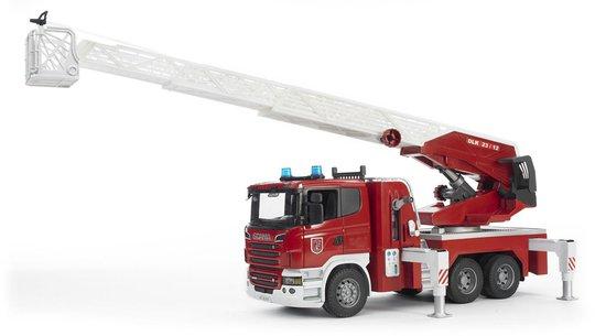 Bruder Scania R-Series Brannbil