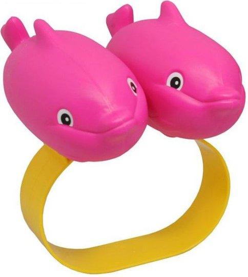 Plasto Delfin Svømmehjelp, Rosa