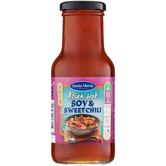 Wokkikastike Soija & Sweet Chili - 33% alennus
