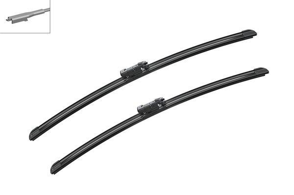 Flatbladesats A290S 550/530