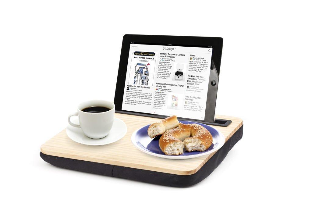 iBed Lap Desk Wood (US039W)