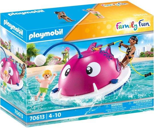 Playmobil 70613 Klatre- og svømmeøy