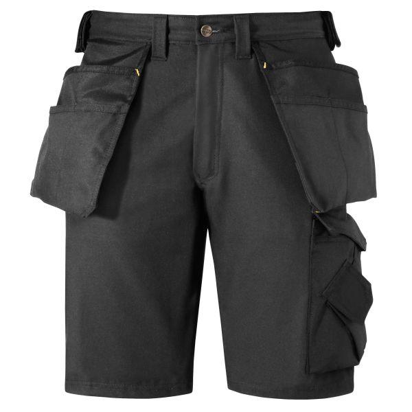 Snickers 3014 Shorts svart C44