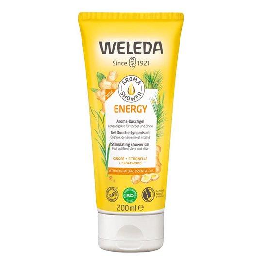Aroma Shower Energy, 200 ml Weleda Suihkugeelit