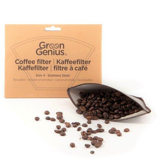 Green Genius Kaffefilter Rostfritt stål