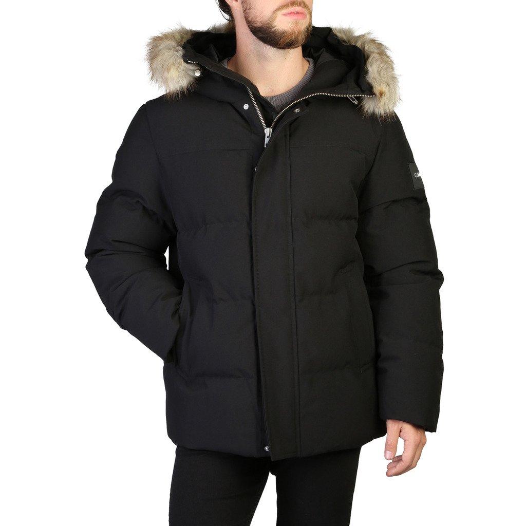 Calvin Klein Men's Jacket Black 349377 - black XL