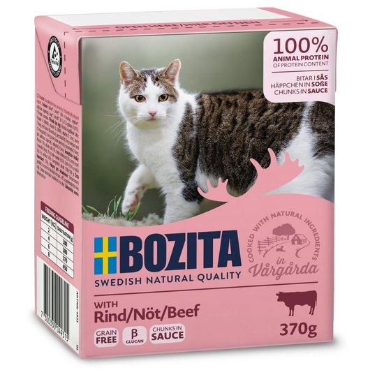 Bozita Bitar i Sås Nötkött 370 g
