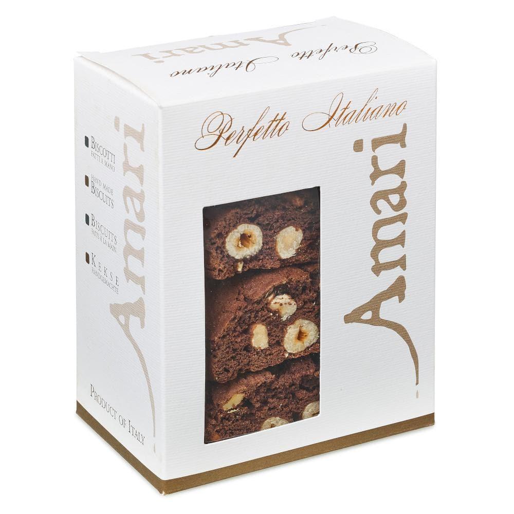 Hazelnut & Chocolate Cantuccini 200g by Dolce Amari