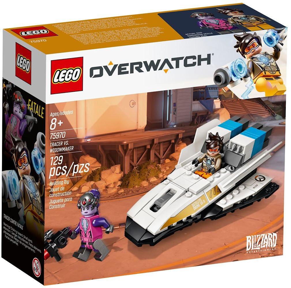 LEGO Overwatch - Tracer vs. Widowmaker (75970)