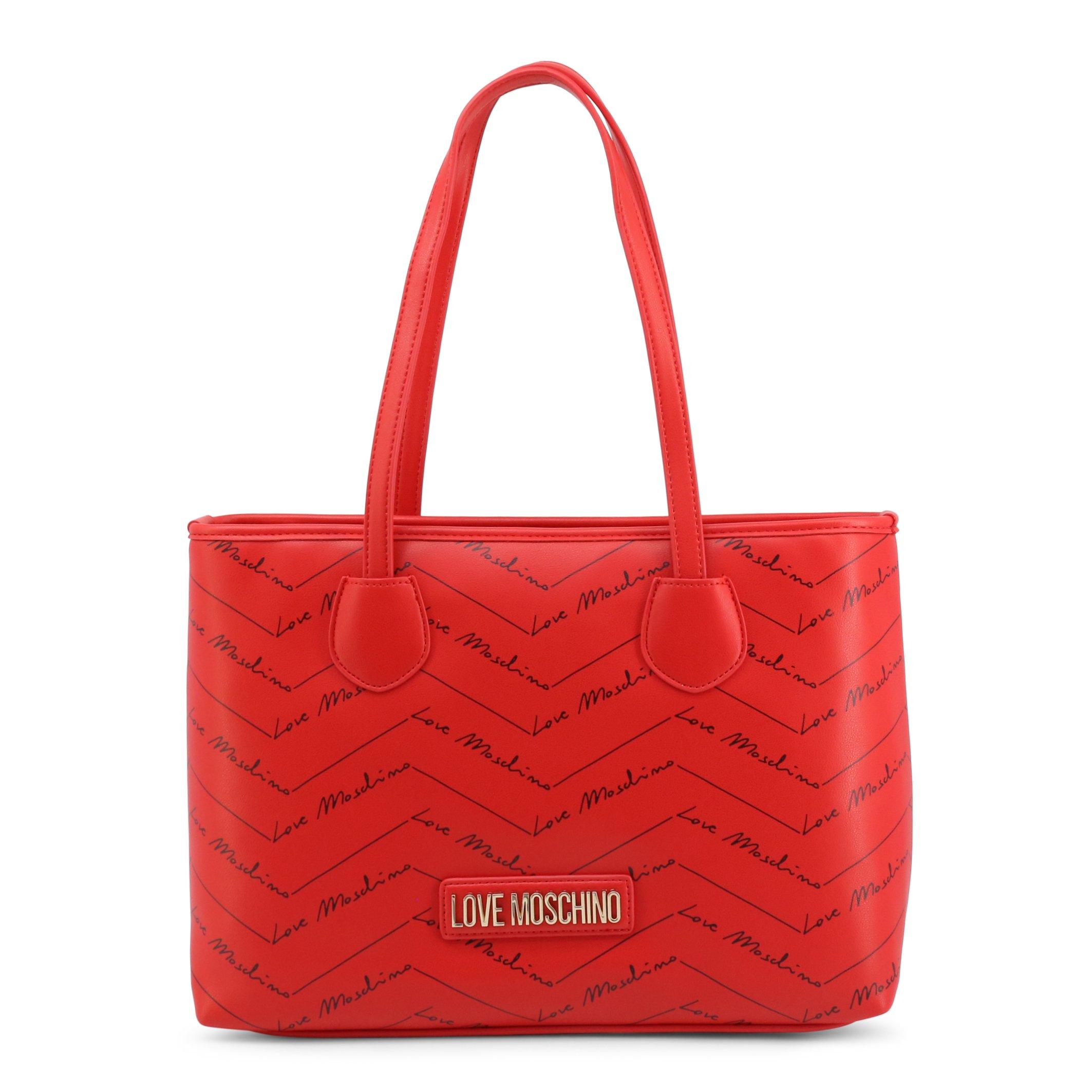 Love Moschino Women's Shoulder Bag Various Colours JC4243PP0BKH - red NOSIZE